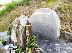 観世座発祥の碑