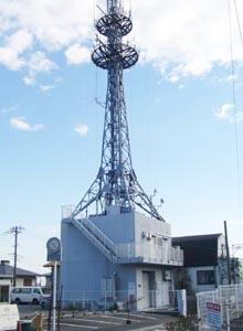 RFラジオ日本野毛山放送局 ラジオ関東開局の地 RFラジオ日本野毛山放送局  発祥の地コレクショ