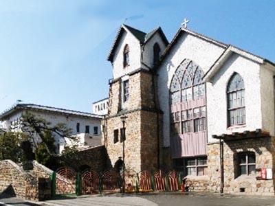 現在の倉敷教会