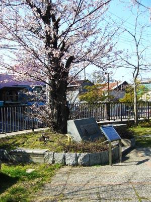 志里池公園 (発祥の地 碑)